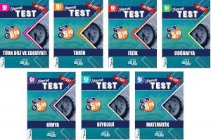 Tümler Yayınları 9. Sınıf Tüm Dersler Yaprak Test