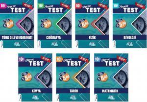 Tümler Yayınları 10. Sınıf Tüm Dersler Yaprak Test
