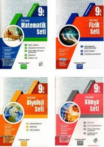 Çap Yayınları 9. Sınıf Fen Lisesi Tüm Dersler Fasikül Set